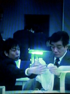伊丹刑事が神戸くんを認めた日